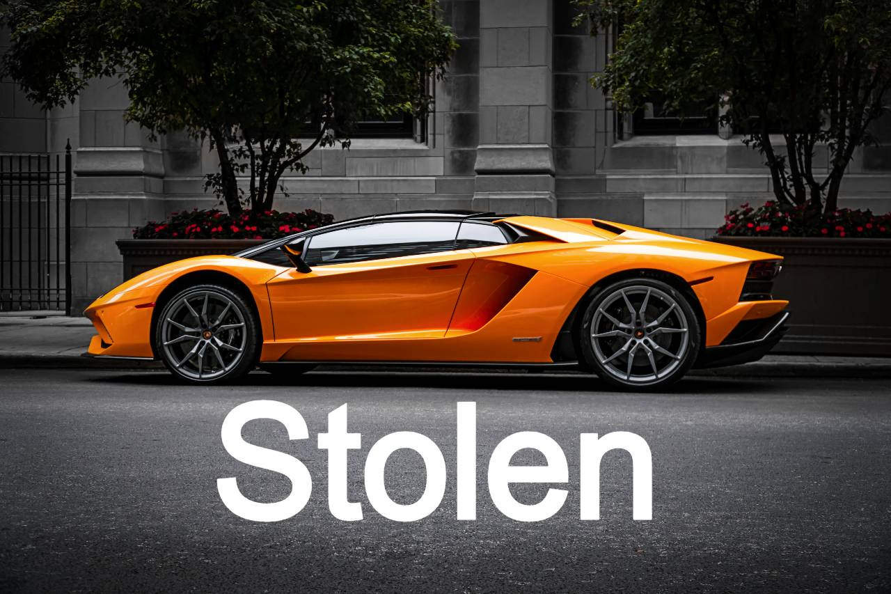Read more about the article STOLEN